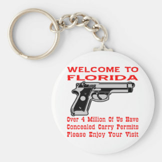 Over 4 Million Of Us Have Concealed Carry Permits Keychain