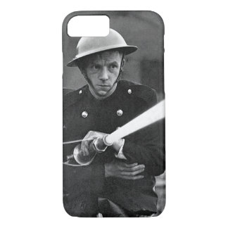 Over 500 firemen and members of the_War image iPhone 7 Case