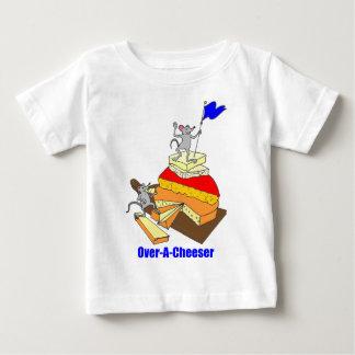 Over-A-Cheeser, Overachiever Tee Shirt