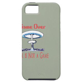 Over game, War is Not to Game Case For The iPhone 5