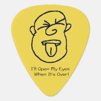 Over & Over Guitar Pick