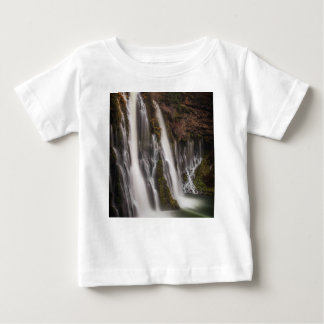 Over the Edge Burney Falls Baby T-Shirt