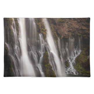 Over the Edge Burney Falls Placemat