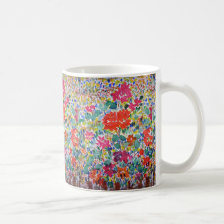 Over the Fence - basic mug