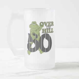 Over The Hill 50th Birthday Coffee Mug