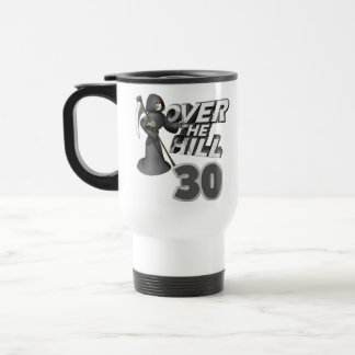 Over The Hill Birthday Gift Coffee Mugs