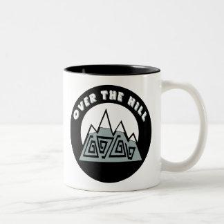 Over The Hill Birthday Gifts Mug