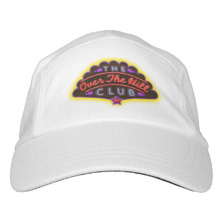 Over The Hill Club Ball Cap
