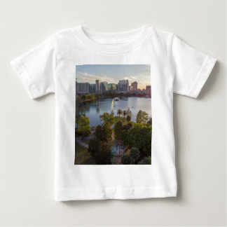 Over The Lake Baby T-Shirt