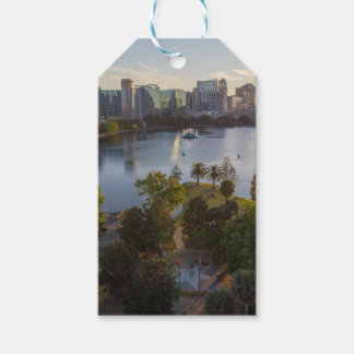 Over The Lake Gift Tags