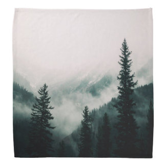 Over the Mountains and trough the Woods Bandana