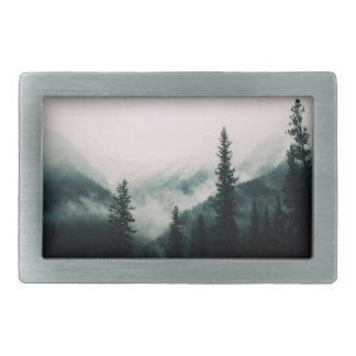 Over the Mountains and trough the Woods Belt Buckles