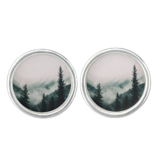 Over the Mountains and trough the Woods Cufflinks