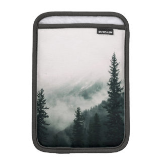 Over the Mountains and trough the Woods iPad Mini Sleeve