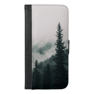 Over the Mountains and trough the Woods iPhone 6/6s Plus Wallet Case