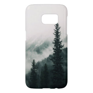 Over the Mountains and trough the Woods Samsung Galaxy S7 Case