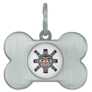 OVER THE MOUNTAINS PET ID TAGS