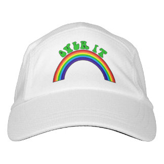 Over The Rainbow Hat - Over It!