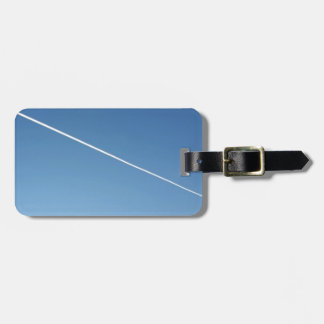 over the roof luggage tag