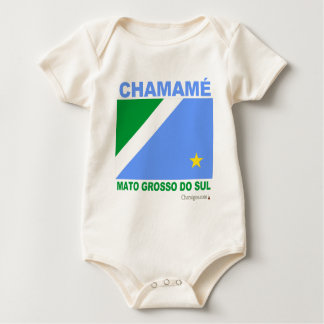 Overalls baby - Chamamé Mato Grosso of the South Baby Bodysuit