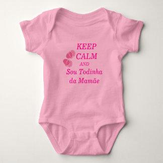 Overalls Baby Girl Baby Bodysuit
