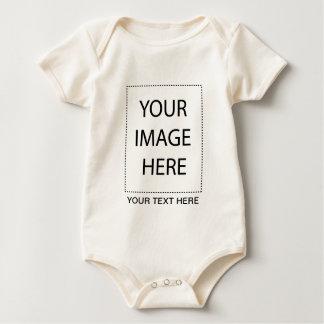 """Overalls """"Extra """" baby Baby Bodysuit"""