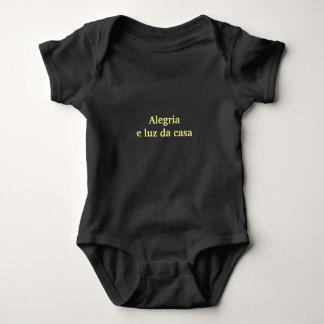 Overalls Joy - Black 12 months Baby Bodysuit
