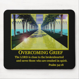 Overcoming Grief MP Mouse Pad