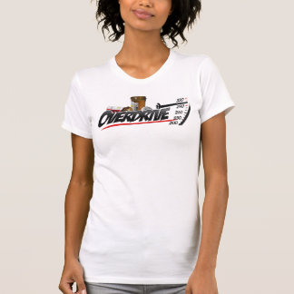 OVERDRIVE LADIES TANK FITTED