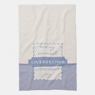 Overflow Joy Tea Towel