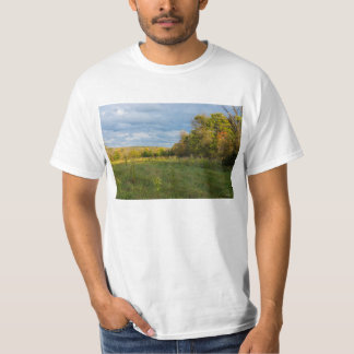 Overgrown Autumn Countryside T-Shirt