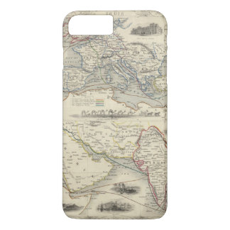 Overland Route To India iPhone 7 Plus Case