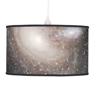 Overlapping Galaxies Pendant Lamp
