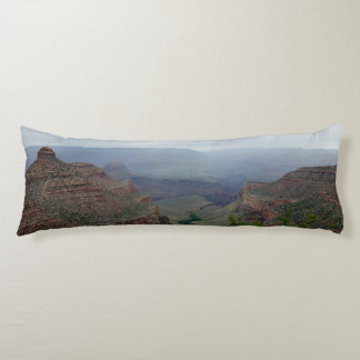 Overlook at Grand Canyon National Park Body Pillow
