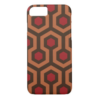 Overlook carpet pattern iphone 7 case