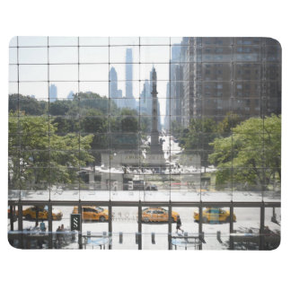 Overlooking Columbus Circle New York City Photo Journal