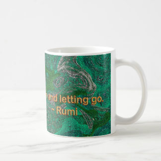 OVERLOOKING PLANET NODIAN THREE AT TWILIGHT COFFEE MUG