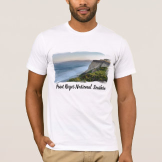 Overlooking Point Reyes National Seashore T-Shirt