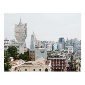 Overlooking. Postcard