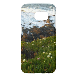 Overlooking the Sea Cliffs in Crescent City Samsung Galaxy S7 Case