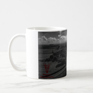 Overlooking Village mug
