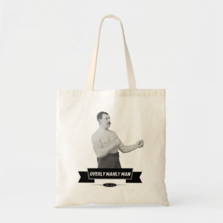 Overly Manly Man Bag