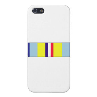 Overseas Service Commemorative Ribbon iPhone 5/5S Cases