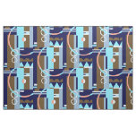 OVERTURE: Art Deco Geometric, Balorama Lounge Fabric