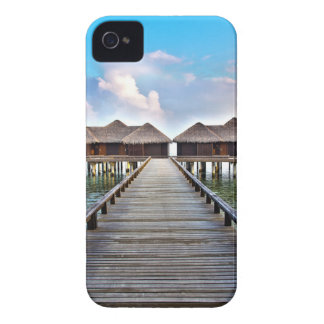 Overwater Bungalows Case-Mate iPhone 4 Cases