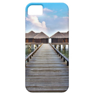 Overwater Bungalows iPhone 5 Cases