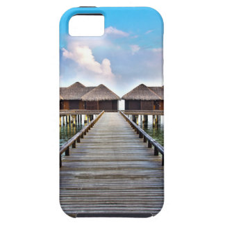 Overwater Bungalows iPhone 5 Covers