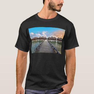 Overwater Bungalows T-Shirt