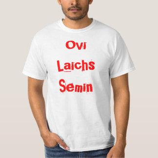 Ovi Laichs Semin T-Shirt
