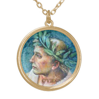 Ovid Gold Plated Necklace